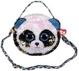 Geanta de umar plus 15 cm Ty Fashion Bamboo Panda TY