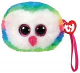Poseta plus 10 cm Ty Gear Owen multicolor owl TY