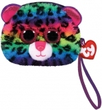 Poseta plus 10 cm Ty Gear Dotty multicolor leopard TY