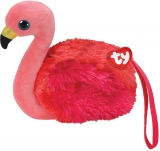 Poseta plus 10 cm Ty Gear Gilda flamingo TY