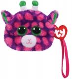 Poseta plus 10 cm Ty Fashion wristlet GILBERT - giraffe TY