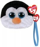 Poseta plus 10 cm Ty Fashion wristlet WADDLES - penguin TY