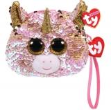 Poseta plus 10 cm Ty Fashion Fantasia Unicorn TY