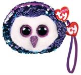 Poseta plus 10 cm Ty Fashion Moonlight Owl TY