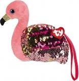 Poseta plus 10 cm Ty Fashion Gilda Flamingo TY