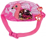 Borseta plus 10 cm Ty Fashion Gilda Flamingo TY