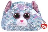 Poseta plus 10 cm Ty Fashion Whimsy Cat TY