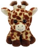 Jucarie plus 24 cm Beanie Babies PEACHES - giraffe TY