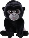 Jucarie plus 24 cm Beanie Babies Bo Silver Back Gorilla TY