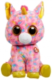 Jucarie plus 62 cm Beanie Boos Fantasia Multicolor Unicorn XL TY