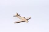 Avion Mic din lemn