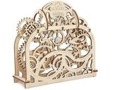 Puzzle 3D, lemn, mecanic Teatru, 70 piese, Ugears