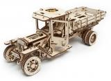 Puzzle 3D, lemn, mecanic Camion UGM-11, 420 piese, Ugears