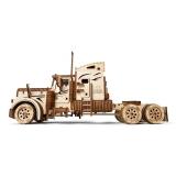 Puzzle 3D, lemn, mecanic Camion VM-03, 541 piese, Ugears