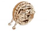 Puzzle 3D, lemn, mecanic Model Monociclu, 300 piese, Ugears