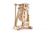 Puzzle 3D, lemn, mecanic Model STEM Pendul, 93 piese, Ugears