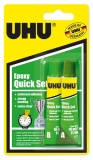 Adeziv epoxy Quick Set 2x10ml UHU