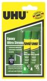 Adeziv epoxy ultra strong 2x10 ml UHU