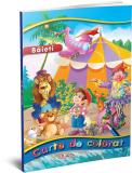 Carte de colorat A4 Baieti