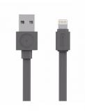Cablu USB 2.0 microusb 1.5 m gri Allocacoc