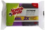 Burete Putere extrema cu protectie pentru unghii 2/set Scotch-Brite