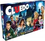 Cluedo Jocul Clasic al Misterelor Hasbro