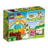 My Town Animalutele familiei 10838 LEGO Duplo