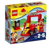 Masina de curse a lui Mickey 10843 LEGO Duplo Disney