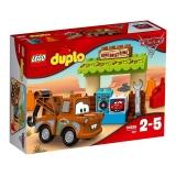 Magazia lui Bucsa 10856 LEGO Duplo Cars