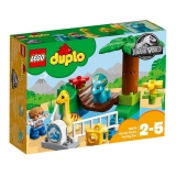 Jurassic World - Gradina Zoo a uriasilor blanzi 10879 LEGO Duplo