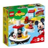 Barca lui Mickey 10881 LEGO Duplo