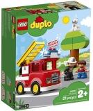 Camion de pompieri 10901 LEGO Duplo