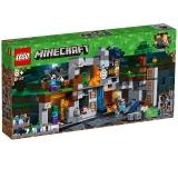 Aventurile din Bedrock 21147 LEGO Minecraft