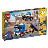 Show mobil de cascadorii 31085 LEGO Creator