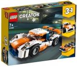 Masina de curse Sunset 31089 LEGO Creator