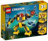 Robot subacvatic 31090 LEGO Creator
