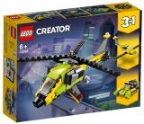 Aventura cu elicopterul 31092 LEGO Creator