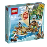 Vaiana si calatoria ei pe ocean 41150 LEGO Disney Princess