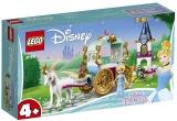 Calatoria Cenusaresei cu trasura 41159 LEGO Disney Princess