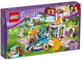 Piscina de vara din Heartlake 41313 LEGO Friends