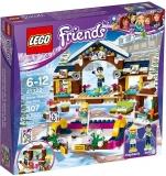 Patinoarul statiunii de iarna 41322 LEGO Friends