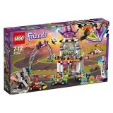 Ziua cea mare a Cursei 41352 LEGO  Friends