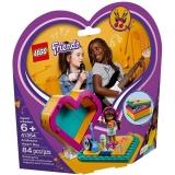 Cutia inima a Andreei 41354 LEGO Friends