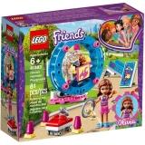 Terenul de joaca al hamsterului Oliviei 41383 LEGO Friends