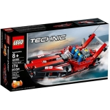 Barca cu motor 42089 LEGO Technic