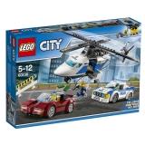 Urmarire de mare viteza 60138 LEGO City Police
