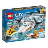 Avion de salvare pe mare 60164 LEGO City