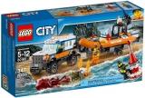 Unitatea de interventie 4 x 4 60165 LEGO City