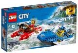 Evadare pe rau 60176 LEGO City
