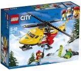 Elicopterul ambulanta 60179 LEGO City